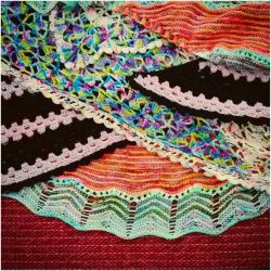 Shawls by Coccis