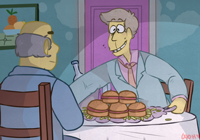 Steamed Hams! by Mamidshi