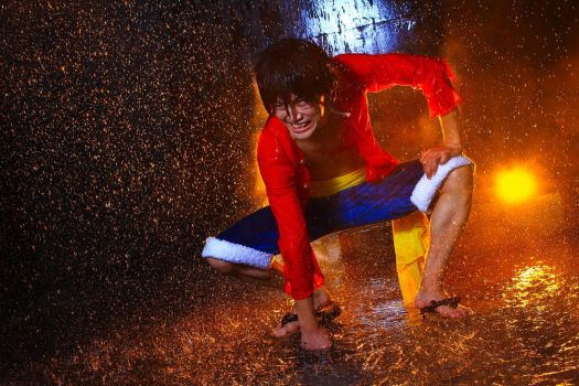 Monkey D. Luffy by MinoruneTomo