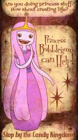Adventure Time! - Princess Bubblegum by FischHead