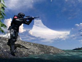Halo 3 - Vigilant by Locke-357