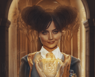 Hufflepuff by EnterDiamond