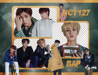 Pack Png #687 // NCT 127 by BEAPANDA