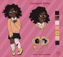 Corrupted Kathy Ref *Updated* by Tr0n1ka