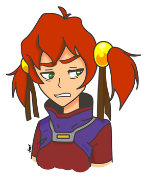Pre-Vault Hunting Gaige! by greenwillow13