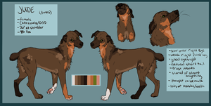 Jude -old ref- by ForeverRunningFree