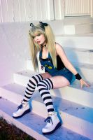 Marie Rose - Don't look down at me! by TineMarieRiis