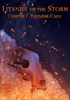 Litanies of the Storm, Chapter 1, Cover by Sylean