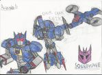 Soundwave FINAL redesign!!! by RedFire11