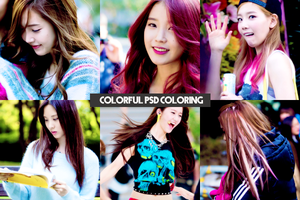 [140214] colorful psd coloring by salsaura