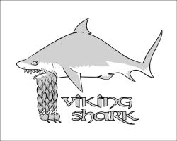Viking Shark by Wenamun