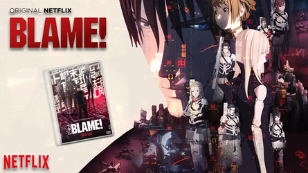 Blame! Movie-By ABhi by ABhishek1996