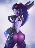 WIDOWMAKER by rei-kaa