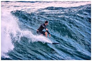 Surfing Tamarama7 by catchaca1