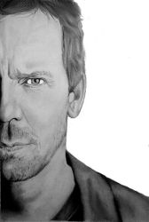 Dr. Gregory House by IsabelIntangible