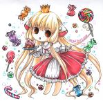 Chobits: Queen of sweets by Vestal-Spirit