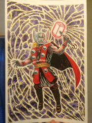 Sith Lord Thor by Walmsley