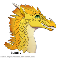 WoF H-a-D Day 5 - Sunny by xTheDragonRebornx