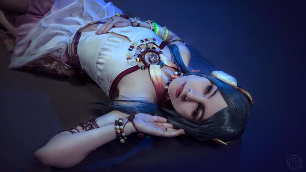 Paddra Nsu Yeul ( Final Fantasy XIII) by KiryuFox