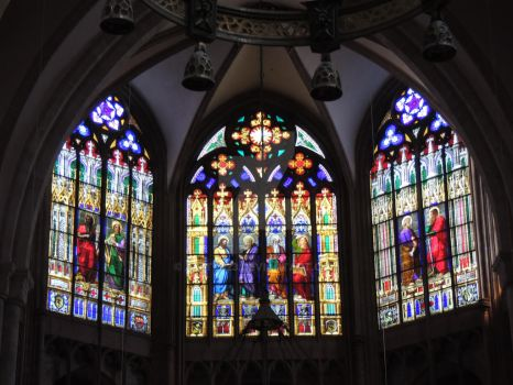 colors in a church by amitm123
