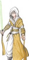 Aero The Jedi by Stardust-Dragon