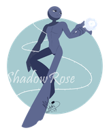 ShadowRose by MayCyan