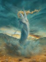 Elements - Wind by CassiopeiaArt