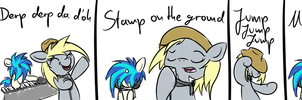 Stamp on the derp! by Kiyoshiii