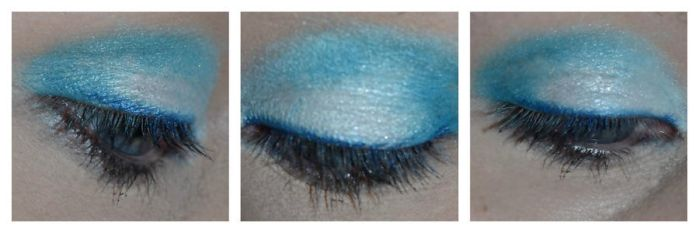 Water Element Makeup by Shearartdsgn