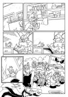 StCO #261 : To the hero of Mobius page 1 by ThePandamis