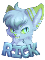 Rick Badge by SlayersStronghold