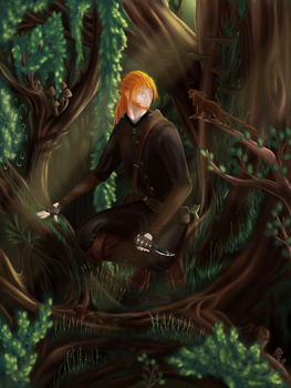 Commander Isaac Hawthorne_the Scout by Uneleja
