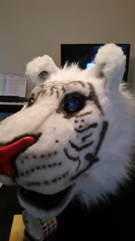 White tiger quadsuit WIP #2 by CrazyShibaLady