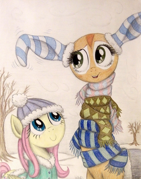 Socks and Scarves by TheFriendlyElephant
