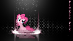 [Flame Ring Series] - Pinkie Pie 1920x1080 by forgotten5p1rit