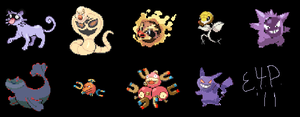 Generation 4 Type Fusions by Emissary4Penguins