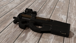 Killing Floor 2 P90 for XPS by SaltPowered