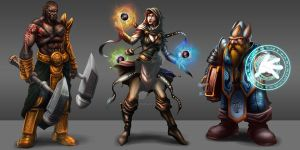 Personal character concepts by allengeneta