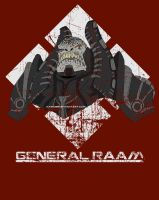 GENERAL RAAM by a7md93