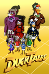 DuckTales 2017 by Ophiel-Sacramento