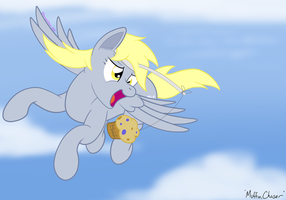 Muffin Chaser by GammaEspeon
