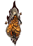 Elise- Monarch Form by Melodic-Trigger