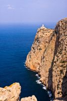 Lighthouse Cape Formentor by largethomas