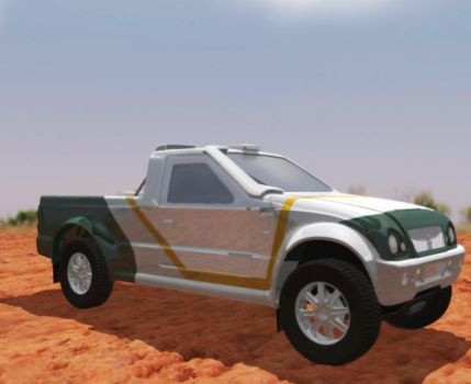 L200_Rally by WantedMan