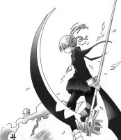 Maka Albarn (End) by Frank280