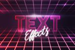 Text Effects for Photoshop by mkrukowski