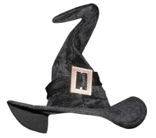 Witch Hat IMG 3314 by TheStockWarehouse