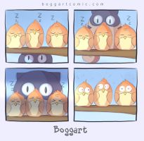 boggart - 51 by Apofiss