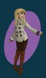 Doctor Who: The Duchess Polly by DeathByBacon