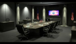 FBI meeting room by zigshot82